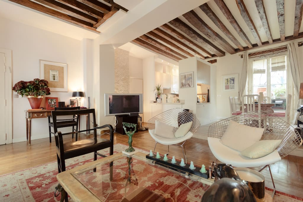 Charming Apartment At St Germain Des Prs Apartments For