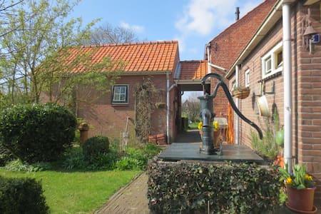 Tuinhuisje buitenaf, Midden Zeeland - Lewedorp - Inny