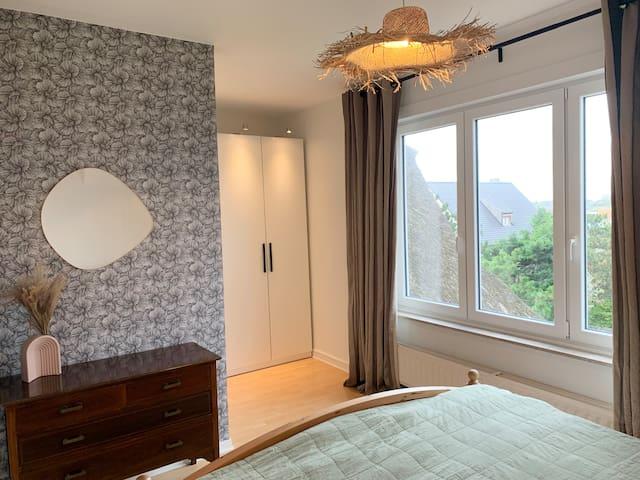 seconde chambre avec lit double 180X200