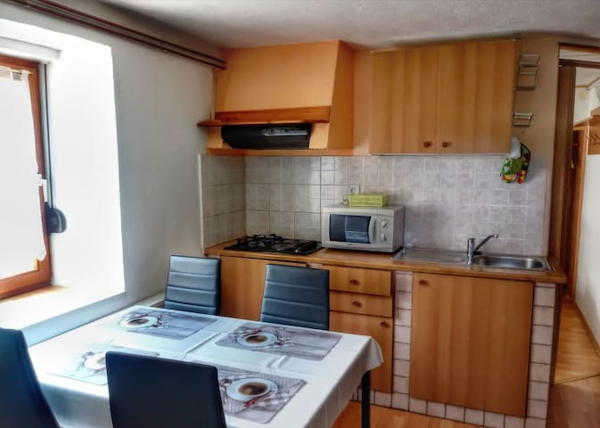 Apartment, a few minutes from Kranjska Gora center