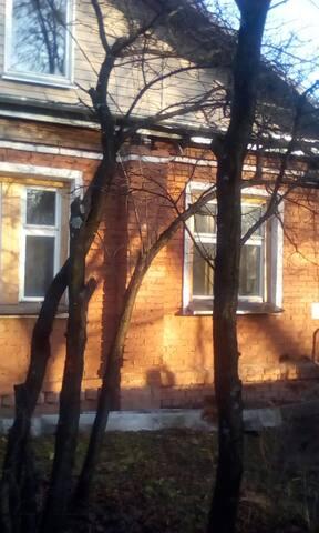 Зимний дом вблизи Москвы
