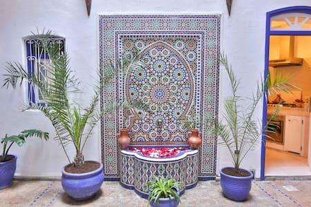 Riad l'Ayel d'Essaouira : chambre Cherafa - Essaouira