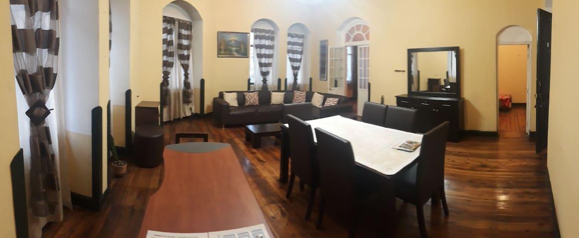 Centro Histórico de Quito, DEPARTAMENTO 2do Piso