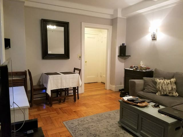 One bedroom on Upper West Side near Central Park