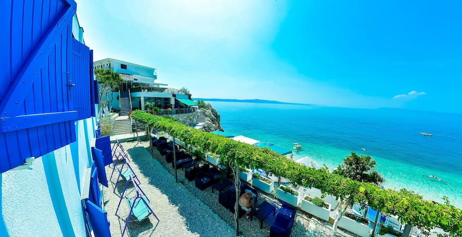 Beach Hotel Plaža - Makarska Riviera,  Room