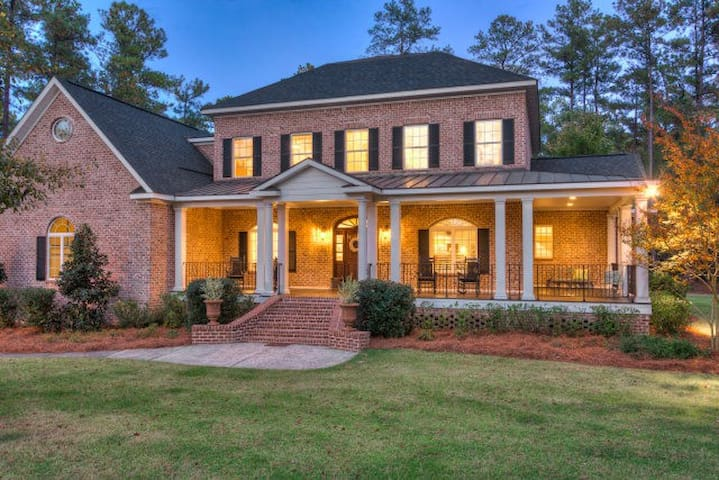 A Guys' Paradise! A 5 bedroom Masters Week Rental - Grovetown - House