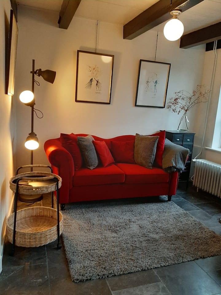 Comfortabel appartement, rustig gelegen