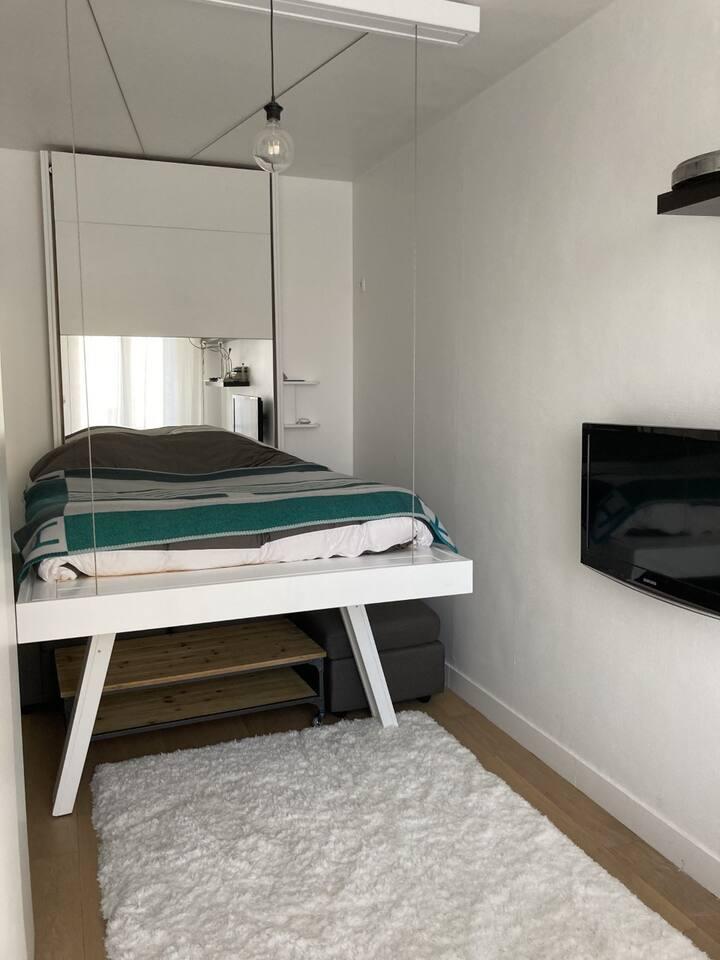 Appartement ultra cosy à deux pas de Paris