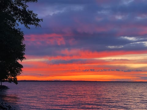 Mille Lacs lakeshore Bliss