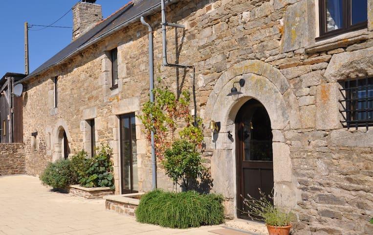 La Vieille Laiterie ( king ) - Plessala - Talo
