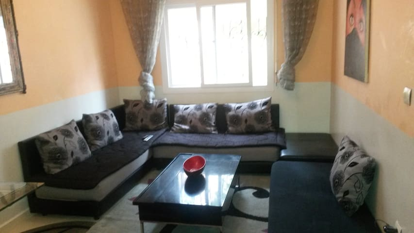 "Appartement ""Le Castel""-Sidi Bouzid-4 pers+Piscine - Sidi Bouzid - Appartement"