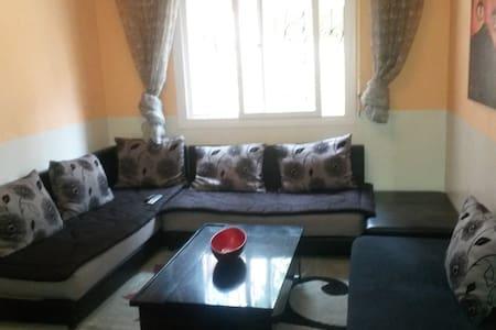 "Appartement ""Le Castel""-Sidi Bouzid-4 pers+Piscine - Sidi Bouzid - Daire"