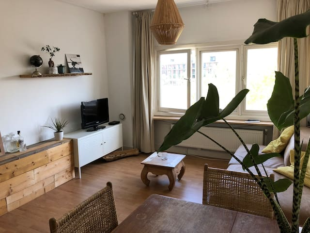 Apartment 5 min walk from Haarlem Central Station