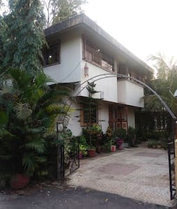 2 BHK Bungalow With Pool - Lonavala