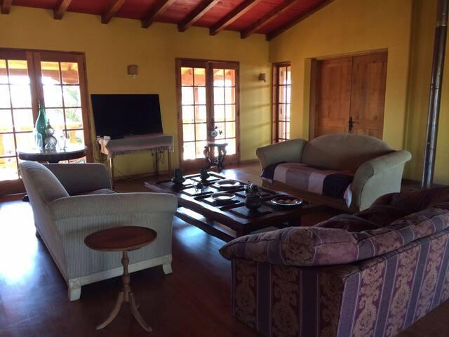 Habitación en casa colonial 1