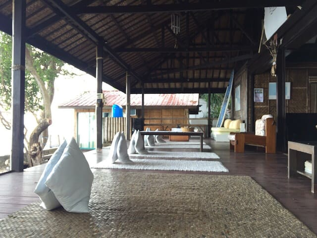 Your Own Rustic Beach House w/ a Dive Center #1