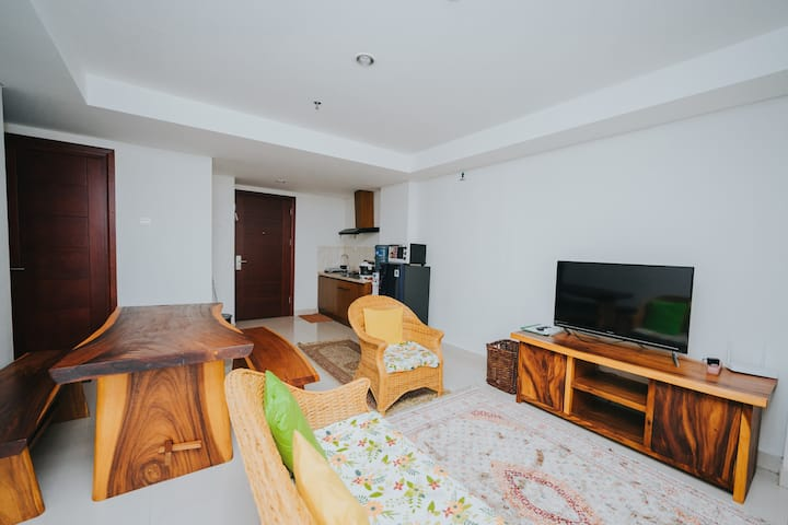 City Hall view#209A,2 bed rooms 74 sqm