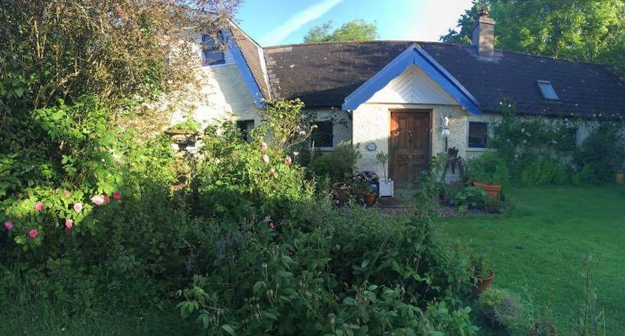 Corriebeg, cosy country cottage near Borris