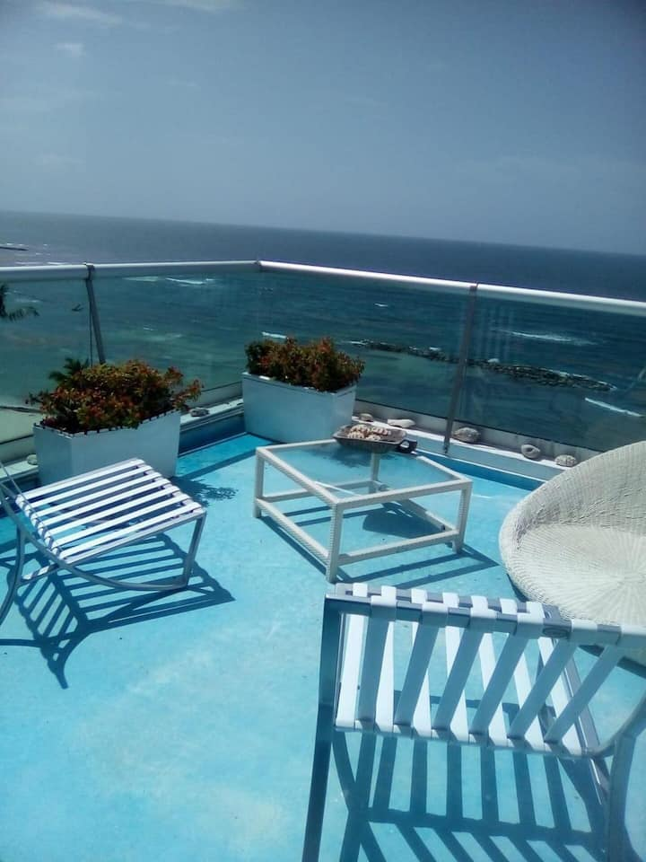 Charming 8Bed Apartment in Baia Coral, Juan Dolio
