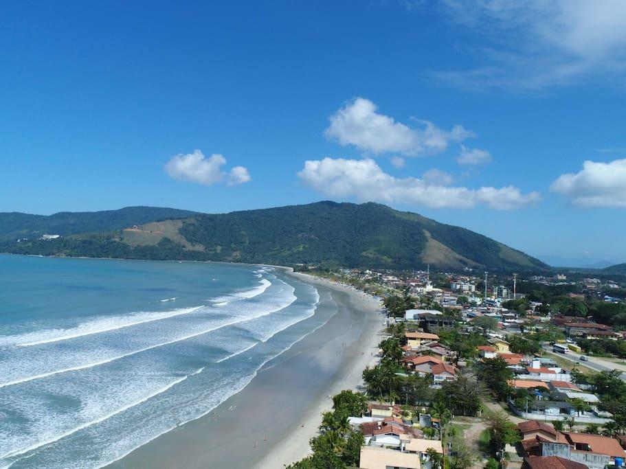 Praia da Maranduba, Ubatuba-SP