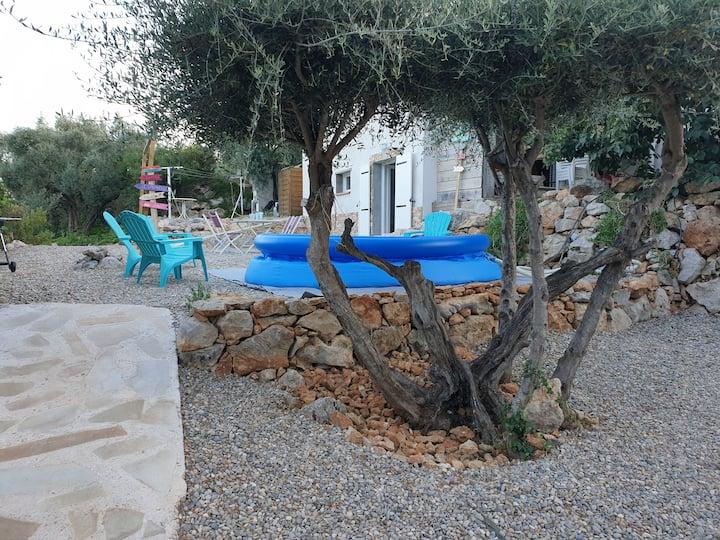 Maison neuve Piscine Barbecue proche plages Sanary