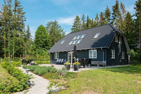 Magnificent Holiday Home in Jutland with Whirlpool