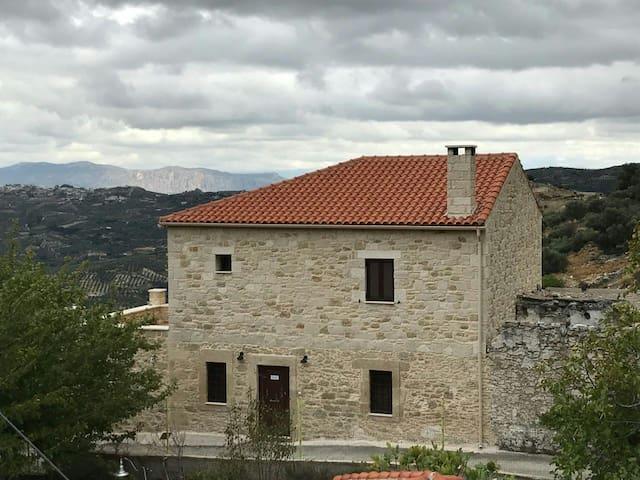 Cozy stone villa