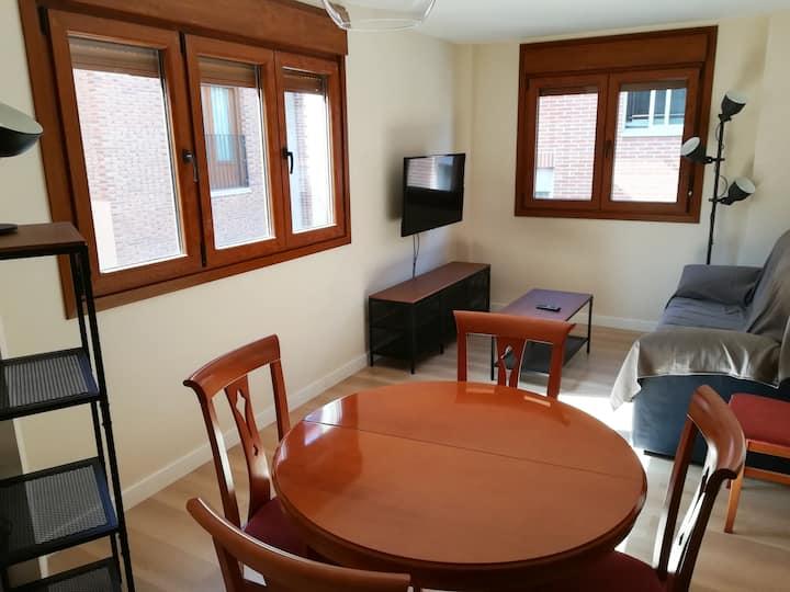 """Apartamento """"El Rinconcito de Doña Inés"""", Olmedo."""