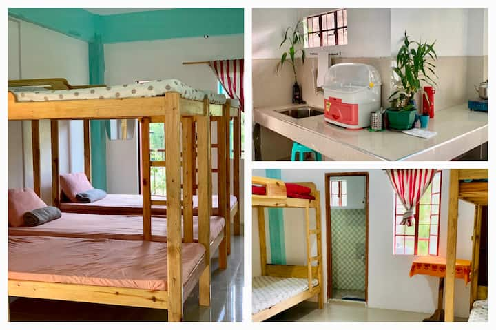 Rios & Ruzys  2 Bedroom Sagada Inn - Left Wing