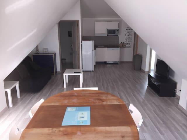 Appartement Wissant 4-5 personnes - Wissant - Leilighet