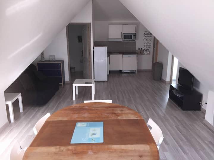 Appartement Wissant 4-5 personnes