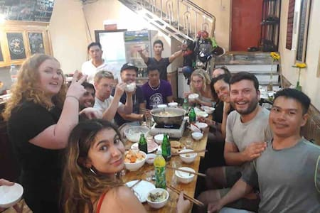 Ha Giang northern loop tours and hostel