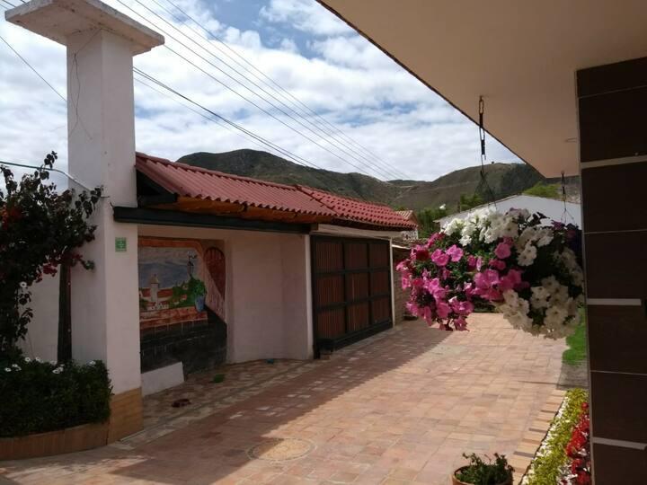 Casa colonial villa chelita