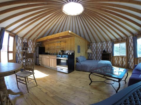 Yurts At Poncha Pass - Sweet Clover