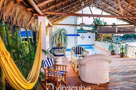 VIP Luxury Ocean View 4BR Villa with pool
