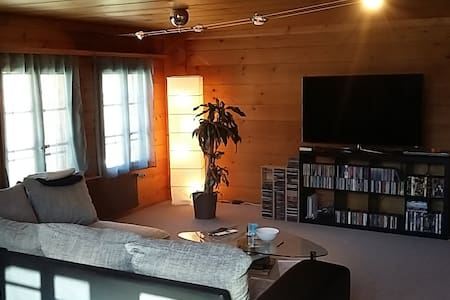 Lovely private room in Saanen, close to Gstaad - Saanen