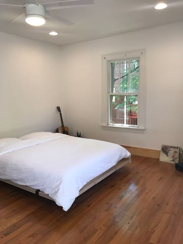 Minimalist Midtown Retreat 3