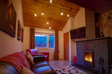 Waterfall Lodge - Getaway in the Brecon Beacons