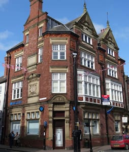Flat 4, Bank Chambers - 納爾斯伯勒(Knaresborough)