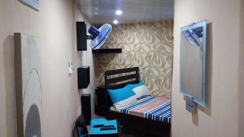 C.G. 1 bedroom Studio Apartment Juli Estate Ikeja
