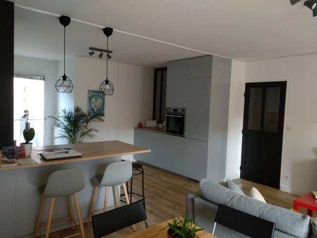 Chambre privative chez l'habitant Viarme-Talensac