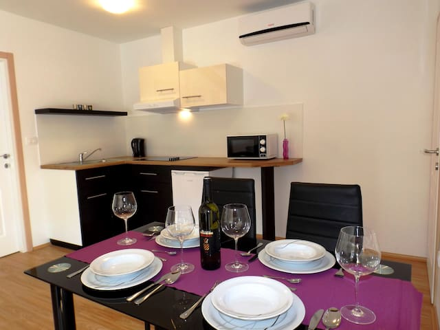 Apartments Muciceva ravan 1 - Jurdani - Appartement