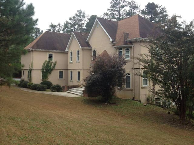 Private Oasis on 5 acres - Lithonia - Casa