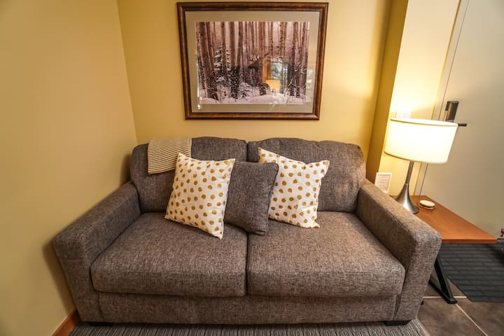 Love seat / Sofa bed (Double bed)
