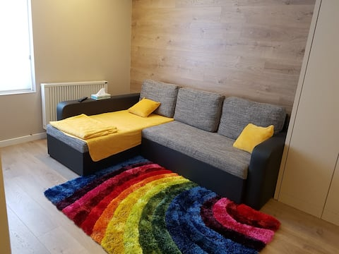 DESIGN flat in Mountains
