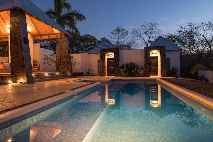 Villa LAS PALMAS Playa Negra  - Los Pargos - บ้าน