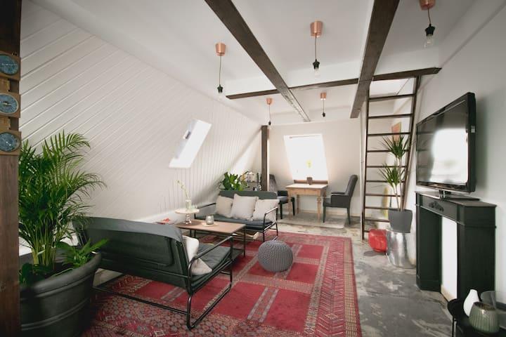 Maisonette-Wohnung mitten im Zentrum