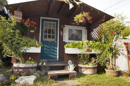 Lupine Cabin - Homer - Mökki