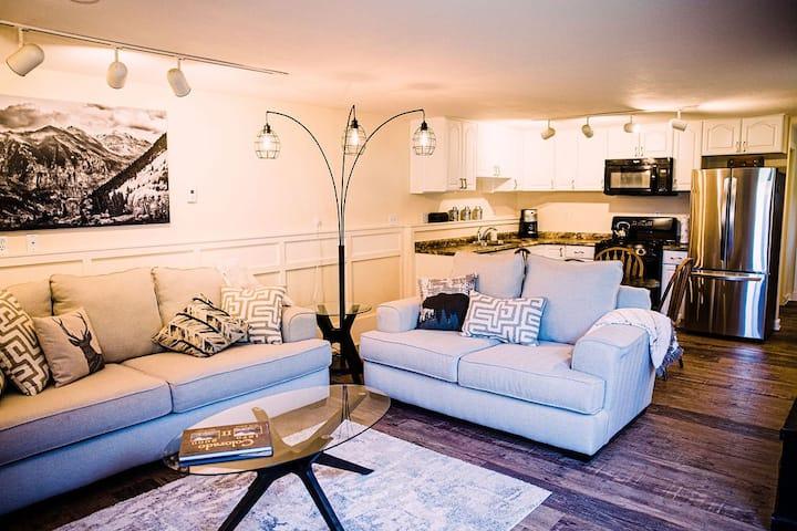 Cozy location for your Telluride getaway!