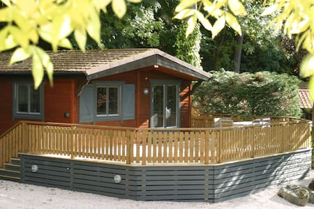 Luxury Log Cabin - Blair Atholl - Bridge of Tilt
